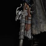 Figura Hunter de Bloodborne por Gecco