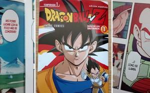 Dragon Ball Z Saga de los Saiyanos #1 de Planeta Cómic