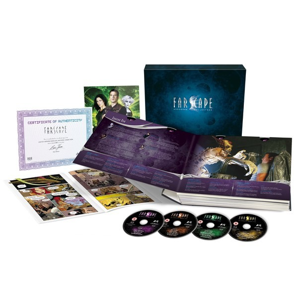 Box Set Farscape