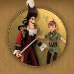 Peter Pan y el Capitán Hook Disney Fairytale Collection