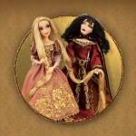Rapunzel y Madrastra de Enredados Disney Fairytale Collection