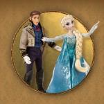 Elsa y Hans de Frozen Disney Fairytale Collection