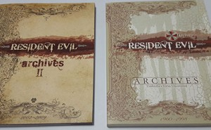 Resident Evil Archives I y II