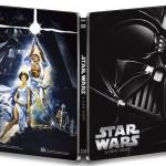 Star Wars Episodio IV Edición Metálica Blu-ray
