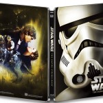 Star Wars Episodio V Edición Metálica Blu-ray