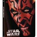 Star Wars Episodio I Edición Metálica Blu-ray