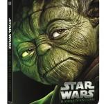 Star Wars Episodio II Edición Metálica Blu-ray