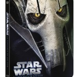 Star Wars Episodio III Edición Metálica Blu-ray