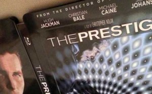 The Prestige - Steelbook exclusivo Zavvi