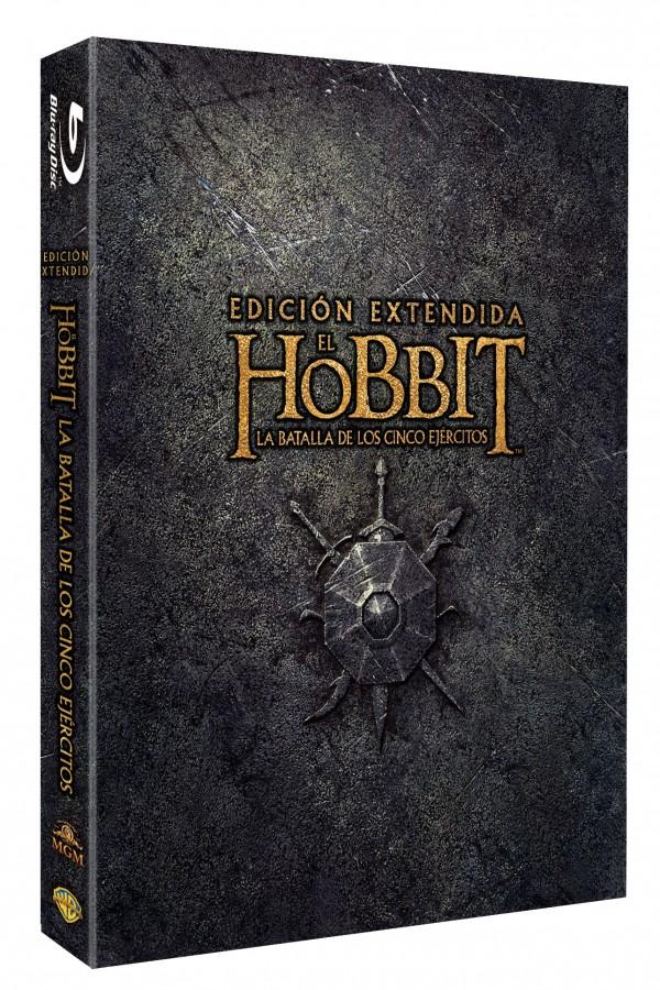 Versión Extendida Blu-ray de la película