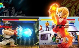 Ryu y Ken, clásicos de Street Fighter