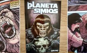 Reseña del cómic El Planeta de Los Simios de Aleta Ediciones