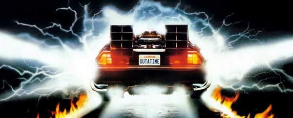El DeLorean, símbolo de la Trilogía de Regreso al Futuro