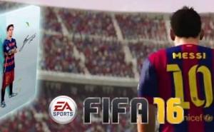 FIFA 16 Edición Metálica