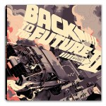 BSO Regreso al Futuro 2 - Diseño de Matt Taylor