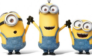 Los Minions, de Ilumination Entertainment