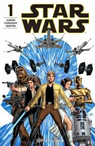 Capítulo 1 de Star Wars de Planeta Cómic