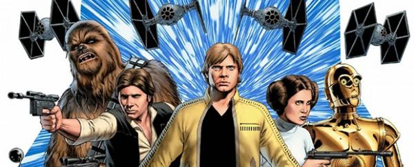 Star Wars #1 y #2 de Planeta Cómic