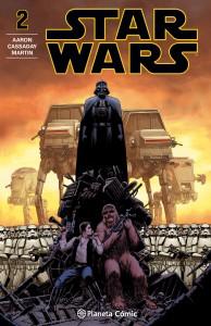 Capítulo 2 de Star Wars de Planeta Cómic