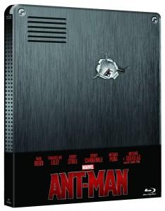 Ant-Man Steelbook Blu-ray