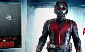 Ant-Man Steelbook Blu-ray