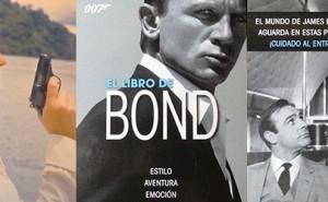 El Libro de Bond editado por Planeta Cómic