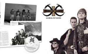 Edición 25 aniversario de Senderos de Traición de Héroes del Silencio