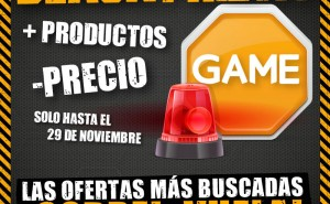 GAME Black Friday
