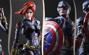 Marvel Play Arts Kai Parte 2