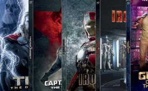 Steelbooks Marvel