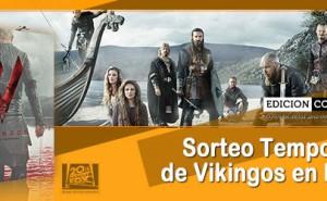Sorteo Temporada 3 de Vikingos