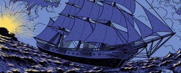 Set to Sea - Drew Weing