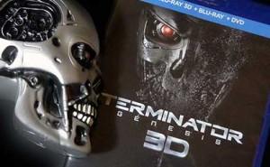 Terminator Genesis Gift Set Edición Limitada