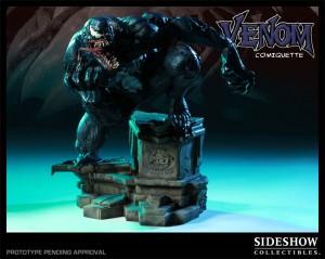 Venom Comiquette de Sideshow Collectibles