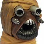 Casco de Tusken Raider Star Wars