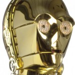 Casco de C-3PO Star Wars