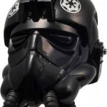 Casco de Piloto de Caza TIE Star Wars