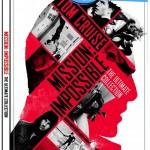 Misión Imposible Pack 1-5 Edición Metálica