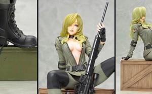 Figura de Sniper Wolf para la Colección Bishoujo