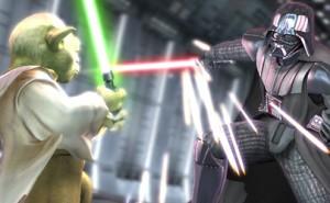 Réplicas Sables Láser Darth Vader, Yoda y Kylo Ren de Hasbro
