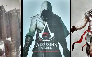 Reseña de Assassin's Creed La Historia Definitiva Ilustrada Panini Comics Portada