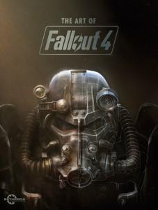 Portada de The Art of Fallout 4