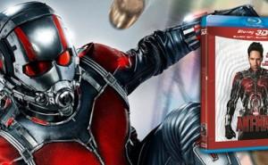 Edición Combo de Ant-Man de Disney España