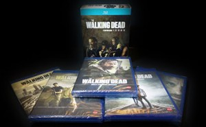 The Walking Dead - Pack Temporadas 1-5 Blu-ray
