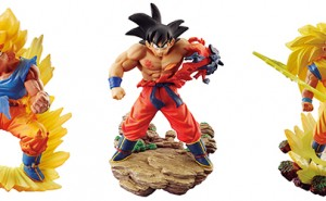 Colección de Figuras Dragon Ball Capsule Memorial