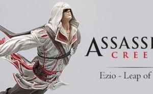 Figura de Assassin's Creed Ezio Auditore: Salto de Fe