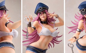 Figura Bishoujo Poison Street Fighter