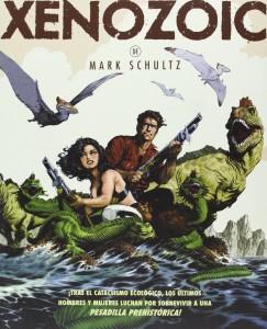 Xenozoic por Aleta Ediciones