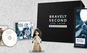 Bravely Second End Layer Deluxe Collector´s Edition