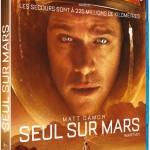 The Martian Combo 3D y 2D francés